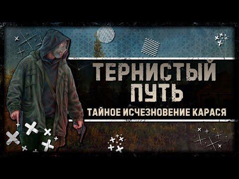 ТАЙНОЕ ИСЧЕЗНОВЕНИЕ КАРАСЯ S.T.A.L.K.E.R. Тернистый путь #2