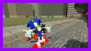 Sonic Zombie Thing 2 [RUS]