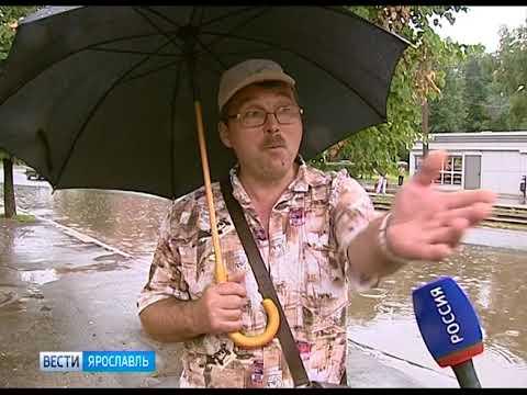 Прогноз погоды на неделю в Ярославской области