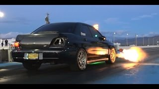 Nasty 10 Second Subaru WRX & 1st Gen. Neon