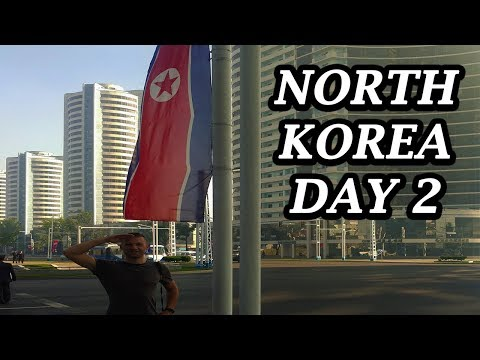 My Expat Diary - North Korea Day 2 + 3 (Wosan & Mt.Kumgang National Park) 10/03/2017