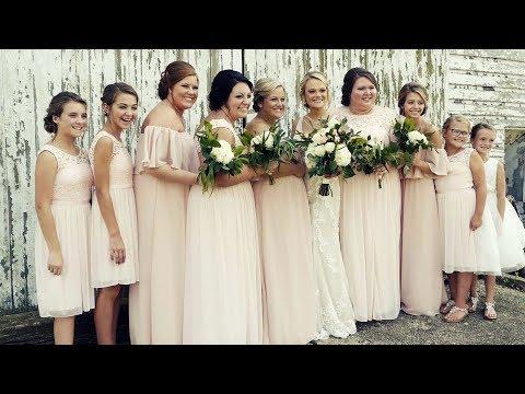 Leslie + Tanner | Moseley Wedding