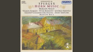 Concerto for Horn in E flat major I. Allegro maestoso