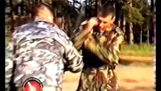 Фильм 4  Русский рукопашный бой  Работа против ножа  Холодное оружие