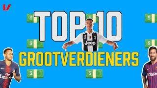 TOP 10 GROOTVERDIENERS: Welke Voetballers Verdienen het Meest?