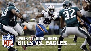 Bills vs. Eagles | Week 14 Highlights | NFL
