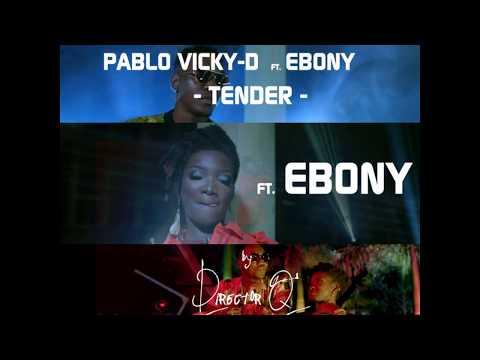 Pablo Vicky-D - Tender feat. Ebony [HHGrecords] Trailer