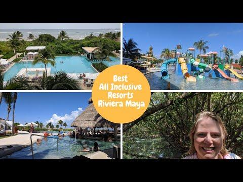 Best Mexico All Inclusive Resorts -  Riviera Maya