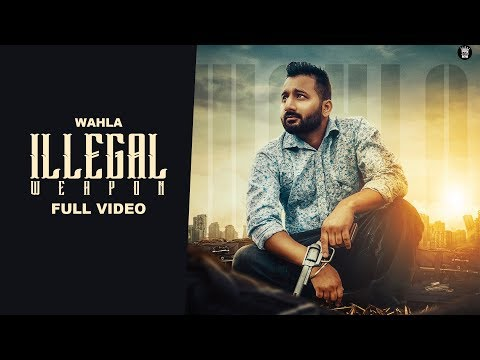 iLLegal Weapon | Wahla feat. Deepak Dhillon | Rick HRT | Full Video | LosPro