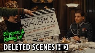 Inglourious Basterds (2009) Deleted, Extended & Alternative Scenes #1