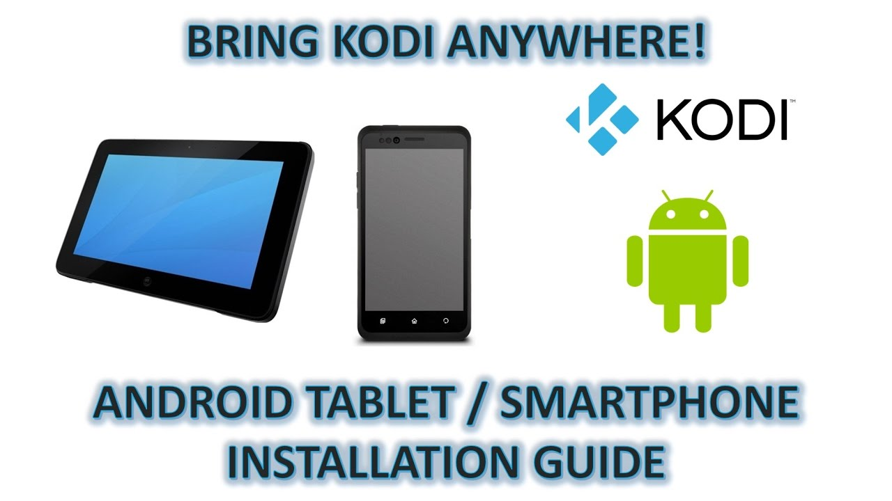 descargar kodi portable android