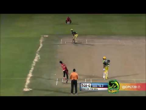 Andre russell show in clt20