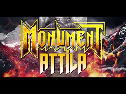 "MONUMENT - ""Attila"" (Official Lyric Video)"