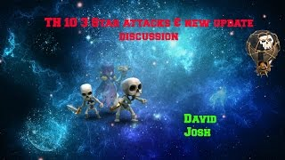 Clash of Clans-3 starring th 11 & disucssion on new update to fix th 11 #176