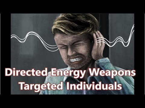 The Truth About Gang Stalking Targeted Individuals Directed Energy Weapons & The CIA (Oct 2018)