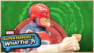 Holiday Spectacular 2015 - Marvel Super Heroes: What The--?! Ep 46