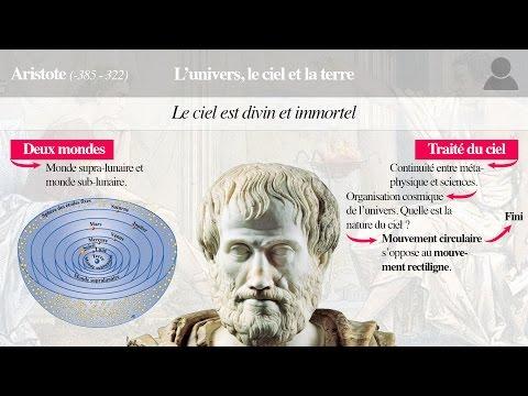 #8 / Philosophistoria  - Aristote (2/5), L'univers, la nature et le vivant (physique et biologie)