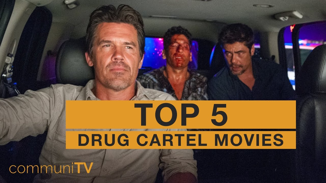 TOP 5: Drug Cartel Movies