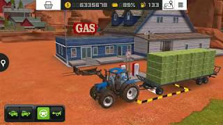 Farming Simulator 18 #260 1 hours HD