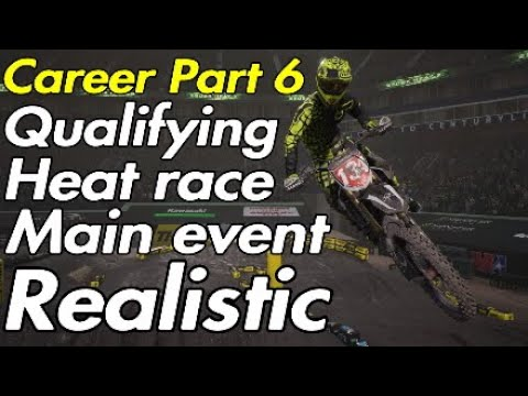 Monster Energy Supercross career.Part 6