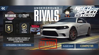 Need For Speed No Limits Android Rivales Clandestino Outlanders 3 Llamando a la Mesa Redonda :)