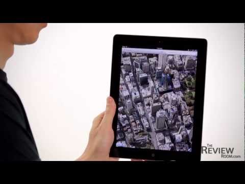 new iPad 4 with Retina Display and A6X CPU hands on Review