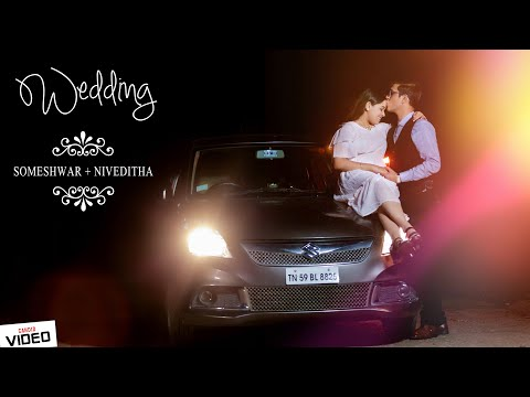 Someshwar+Niveditha | Cinematic | Post Wedding | Outdoor in Madurai |