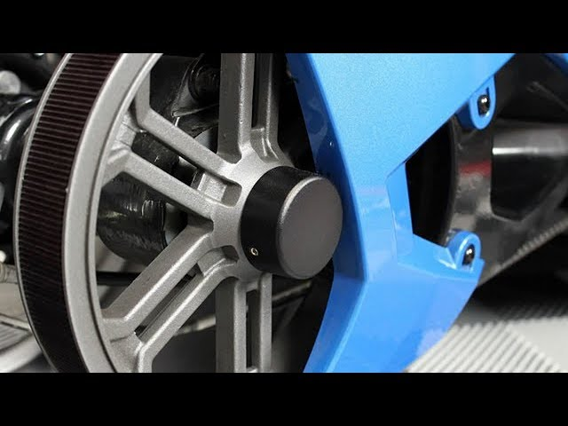 Slingshot RED Contrast Rear AXLE NUT Cover 2015-2020 Polaris Slingshot