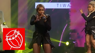 Tiwa Savage proclaims love for Wizkid @ BF Suma Ghana Connect concert | Ghana Music