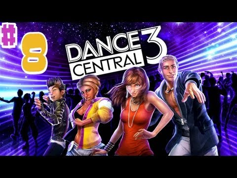 Dance Central 3 - Walkthrough - Story Mode - Part 8 - The Running Man Travel Video