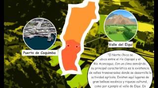 Mi Geografía - Las zonas geográficas de Chile y sus caracter…