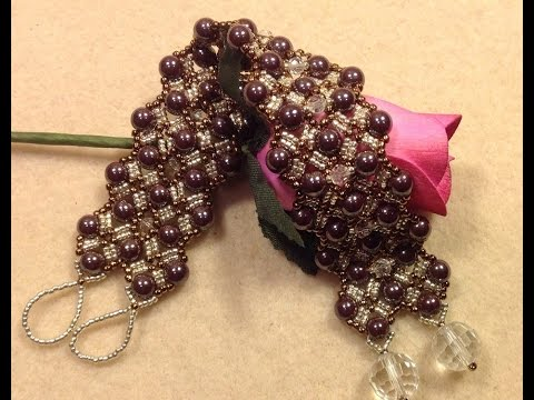Dressy Diamonds Bracelet Tutorial