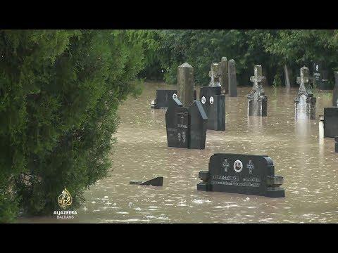 Stotine Objekata U Kraljevu Stradalo U Poplavama