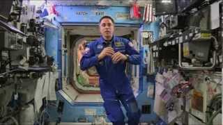 Navy SEAL Astronaut on Space Station Interview
