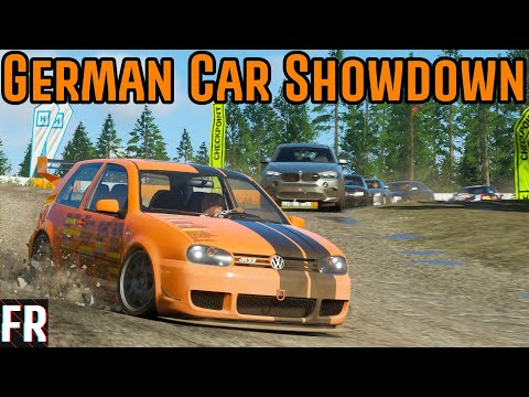 Forza Horizon 4 - German Car Showdown thumbnail