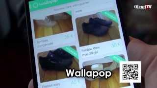 Wallapop: vente d'habits et de produits d'occasion  - Le test de l'appli smartphone par 01netTV