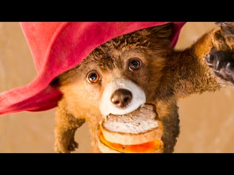 PADDINGTON 2 All Trailer + Movie Clips (2018)