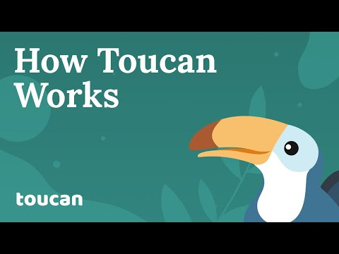 How does Toucan work?