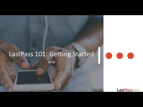 LastPass | Information Services Division - UCL - London's