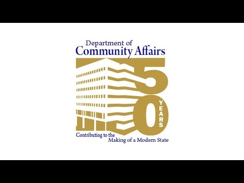 New Jersey Department of Community Affairs & NJ Historic Trust 50th Anniversary Celebration