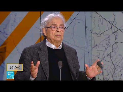 محاور مع أدونيس: -الثورة داخل الإسلام - معبر للديمقراطية  - 16:23-2018 / 4 / 15
