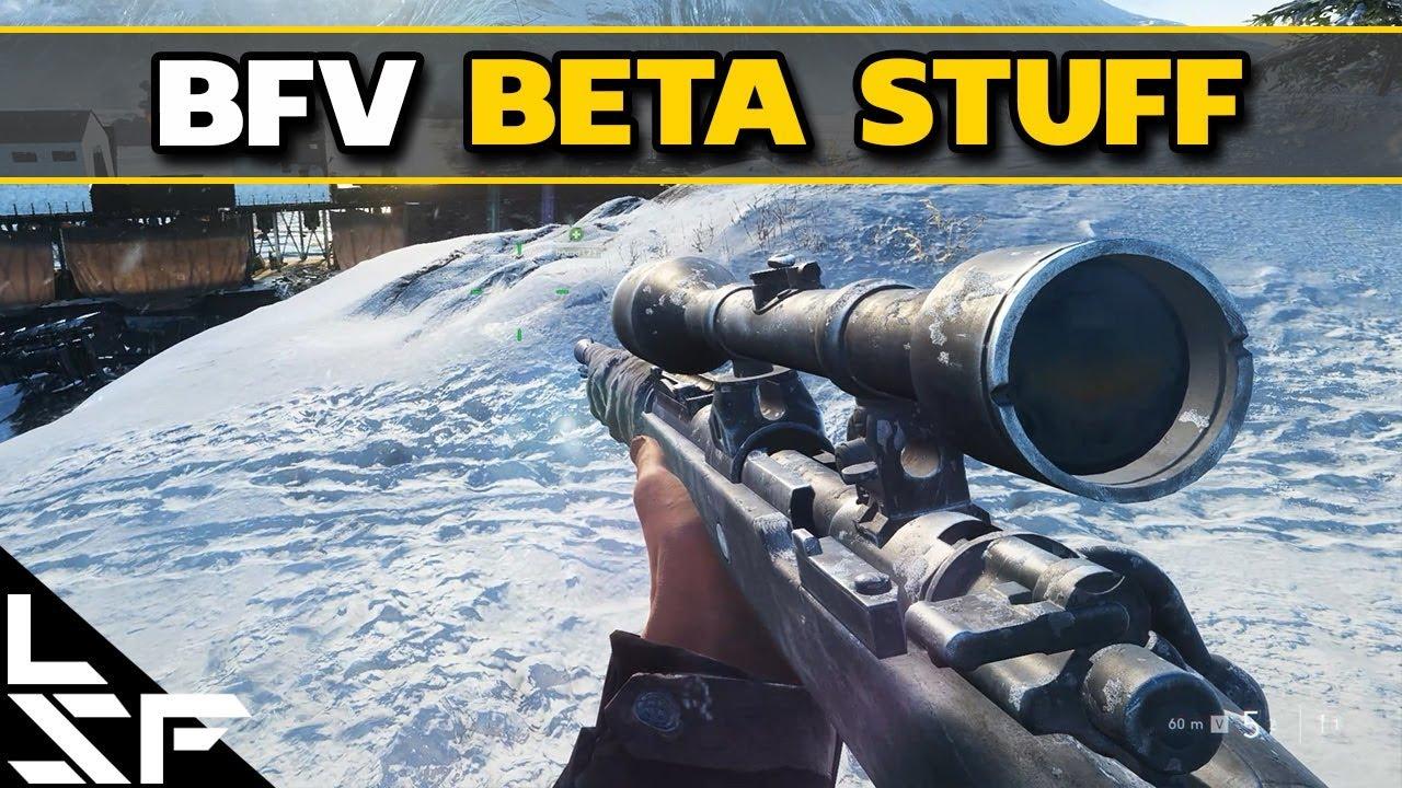 beta bfv