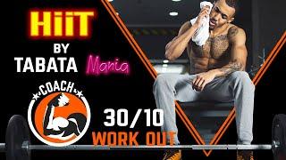 TABATA 30/10 - Workout music w/ TIMER - Life - NEFFEX Ft TABATAMANIA