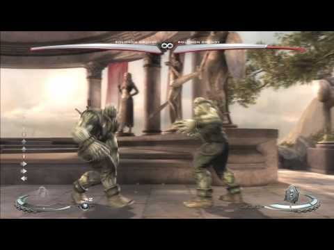 Injustice: Gods Among Us - HOW TO! Solomon Grundy Chain Grab Tutorial
