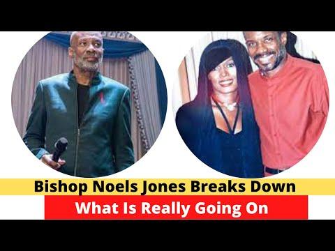 The Truth Behind Bishop Noel Jones breaking in tears