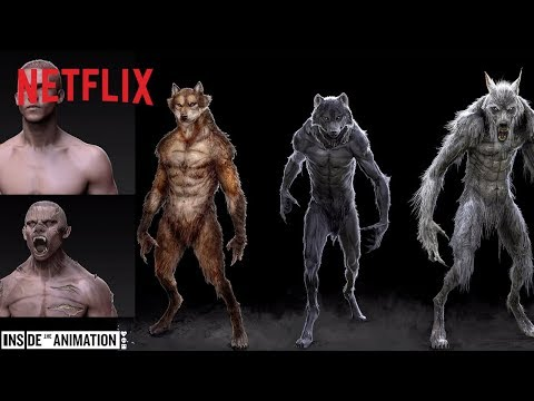 LOVE DEATH + ROBOTS | Inside The Animation: Shape-shifters | Netflix