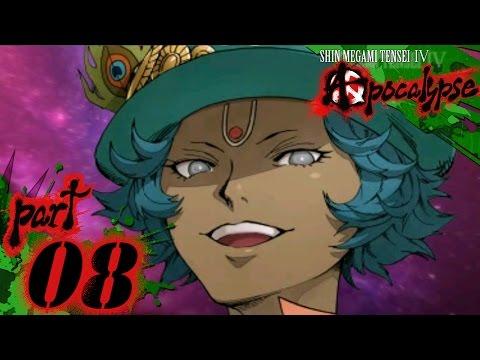 Shin Megami Tensei IV: Apocalypse - Part 8 - The Divine Powers