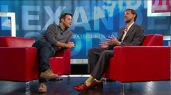 Alexander Siddig on George Stroumboulopoulos Tonight: BIO and Interview