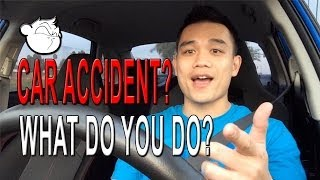 What To Do When You Get into a Car Accident | 2011 Subaru WRX