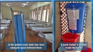 Video Before and After: Ebola Isolation Ward Makes Improvements download MP3, 3GP, MP4, WEBM, AVI, FLV November 2017